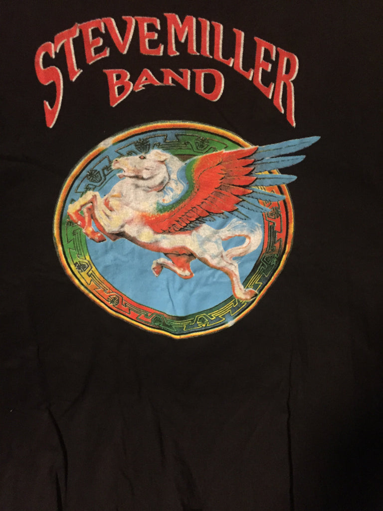 Steve Miller Band - Empire Rockfest / Rock the Park -Bellville / London Ontario T Shirt ( M )