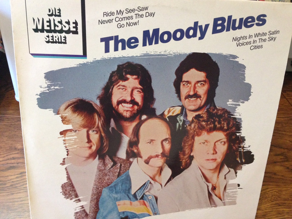The Moody Blues - S/T 1979 (Decca German Original)