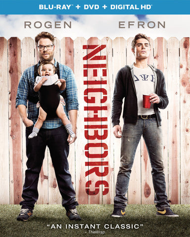 Neighbors Blu Ray ( New sealed)