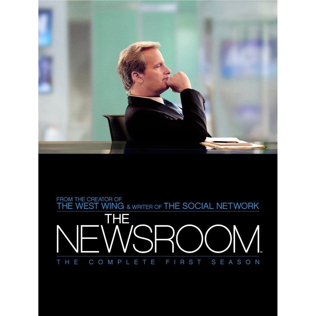 Newsroom,The - The Complete Season 1 [DVD] Mint used