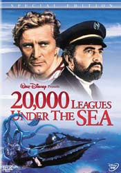 20,000 Leagues Under the Sea (Special Edition) DVD