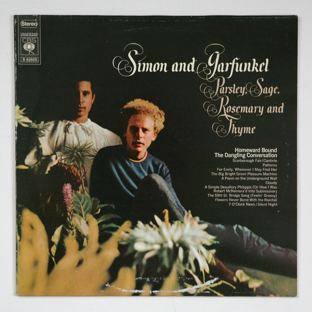 Simon & Garfunkel ‎– Parsley, Sage, Rosemary And Thyme  ( Clearance Vinyl )