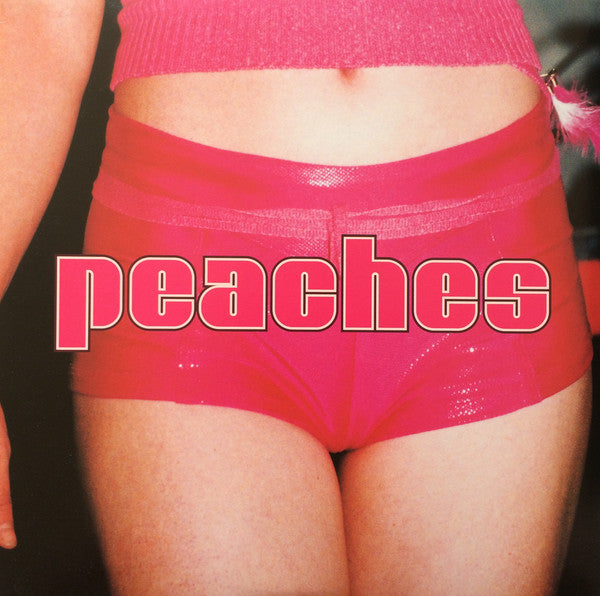 Peaches ‎– The Teaches Of Peaches - 2011-Electronic, Pop, Breaks, Electro, Synth-pop ( PINK VINYL )