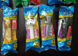 RARE - Lot of (9) Star Wars Pez Candy Dispensers (NIP)