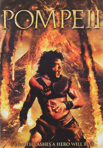 Pompeii (Bilingual) DVD- Kit Harington (Actor), Carrie-Anne Moss (Actor)