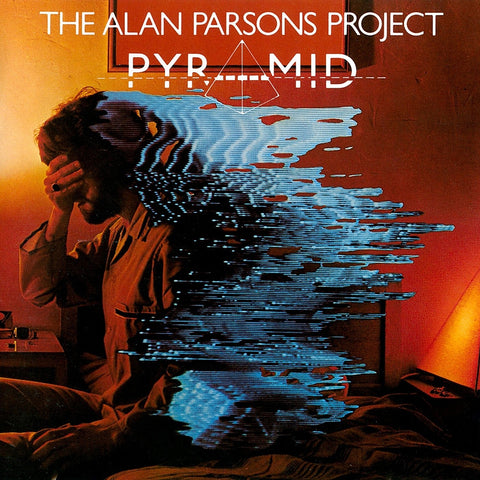 Alan Parsons Project Pyramid - 1978 Prog Rock (Clearance Vinyl)