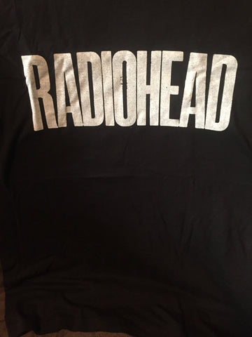 Radio Head T- Shirt - Downsview Park ,Toronto Tour ( Size M- Used )