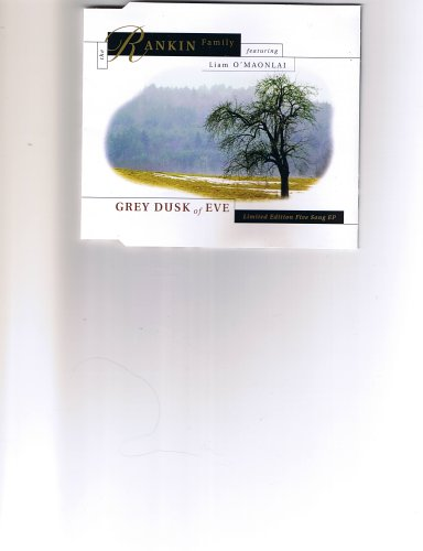 Grey Dusk of Eve-Limited Edition Gold CD