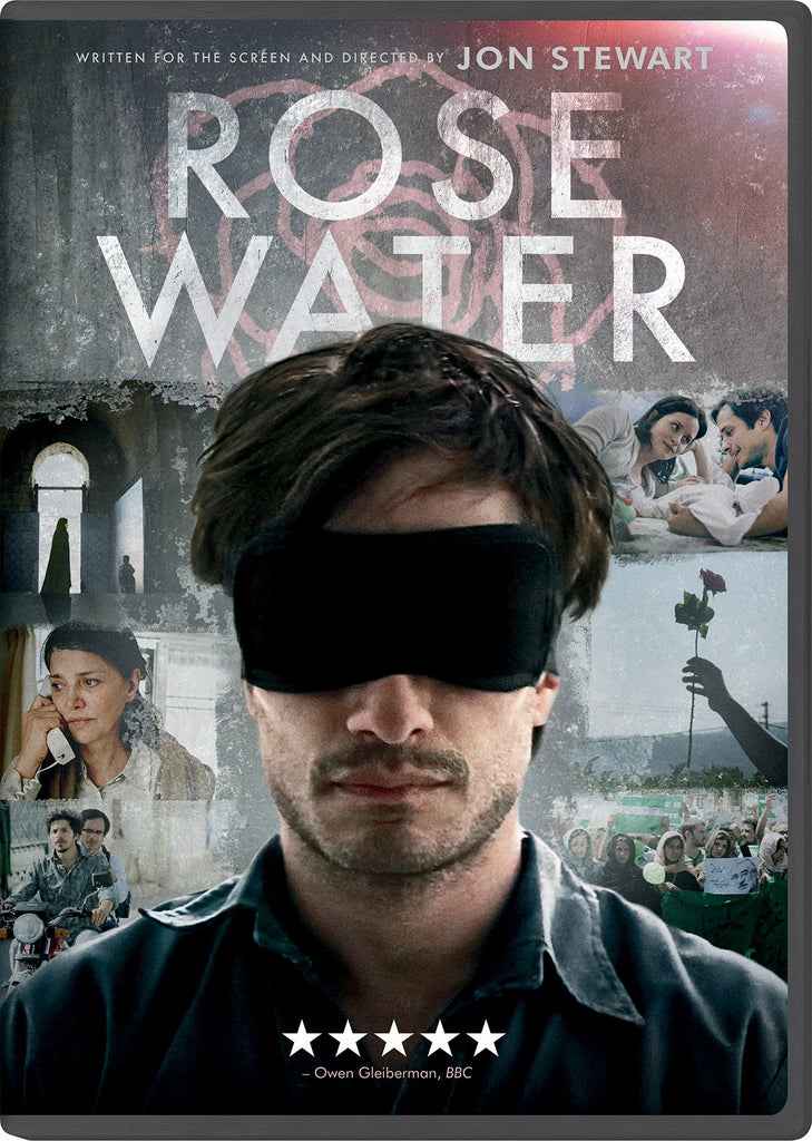 Rosewater 2014 dvd (Gael García Bernal (Actor), Kim Bodnia (Actor) New Sealed