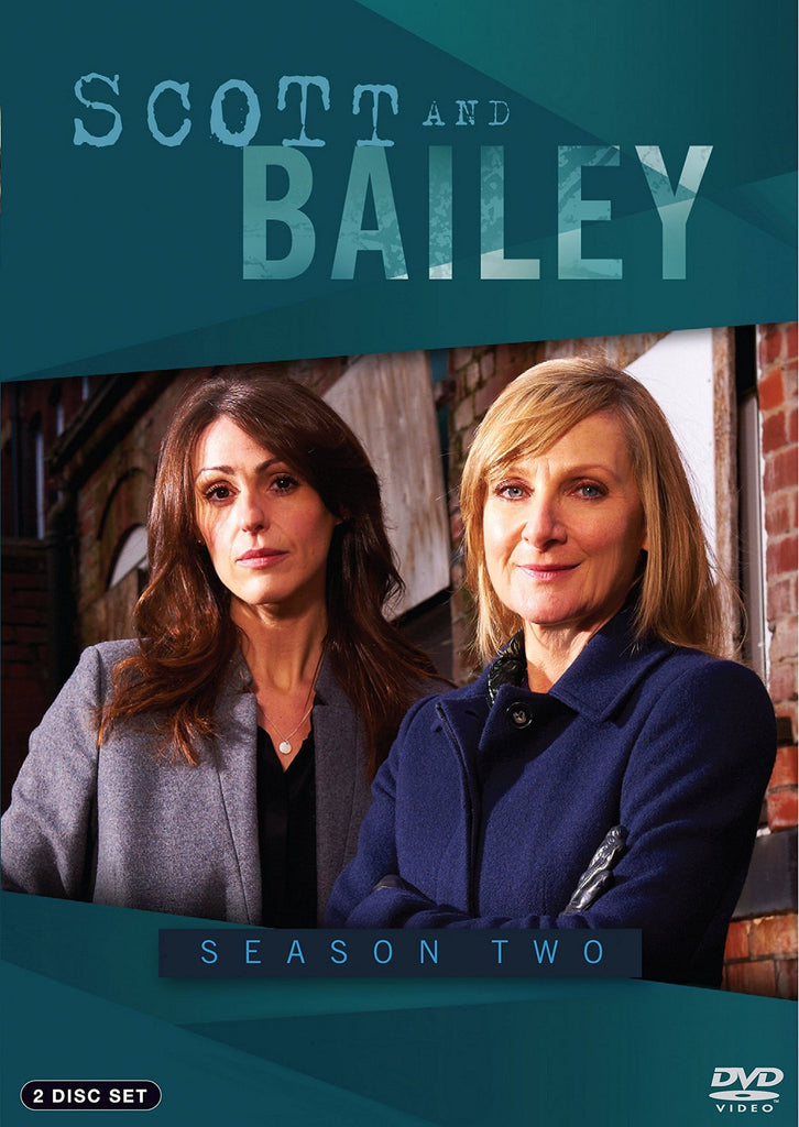 Scott & Bailey: Season Two (BBC) Dvd - New / Sealed