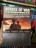 Heroes of War DVD Collection -Soldiers Stories - 4 DVD Set