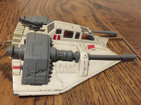 1980 Kenner Star Wars Die Cast Snowspeeder Lucas Films LTD 39680