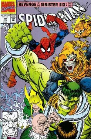 SPIDER-MAN - 19 REVENGE OF THE SINISTER SIX - PART TWO