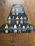 "ORIGINAL 1980 STAR WARS ""DARTH VADER"" FIGURE CASE & INSERT CARD"