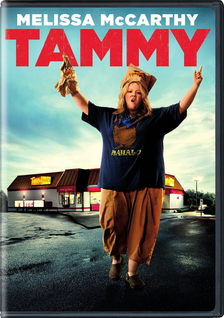 Tammy  DVD -Melissa McCarthy (Actor, Producer), Susan Sarandon (Actor)