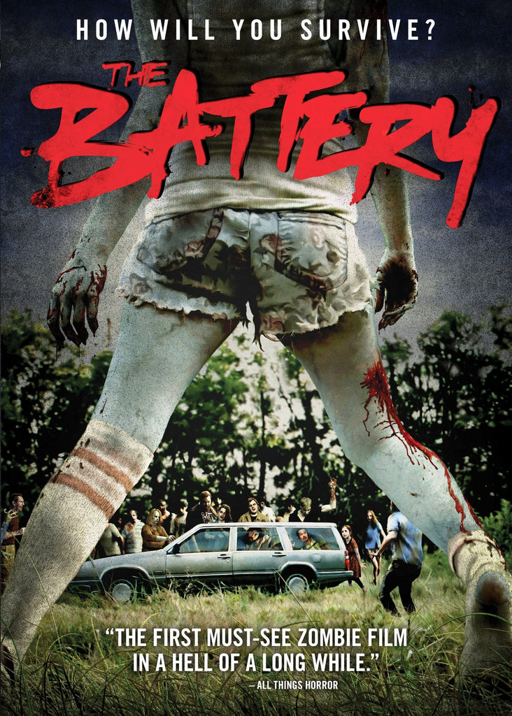 Battery , The - Dvd New sealed