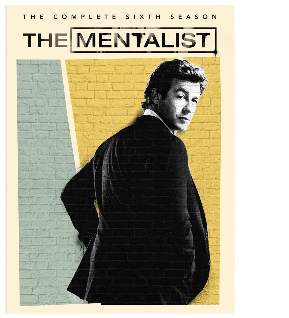 The Mentalist: The Complete Sixth Season Dvd Set - New / Sealed