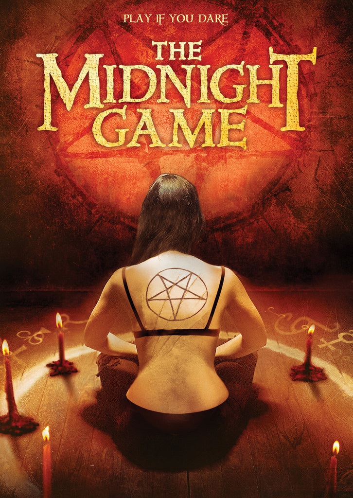 Midnight Game,The-  2013 Horror DVD - New Sealed