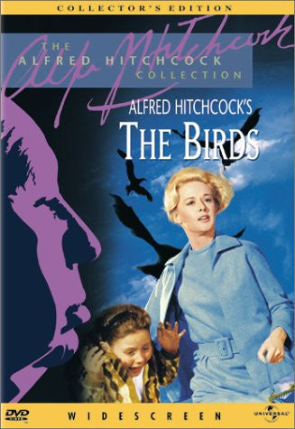 Birds , The (Widescreen Collector's Edition) DVD Classic !