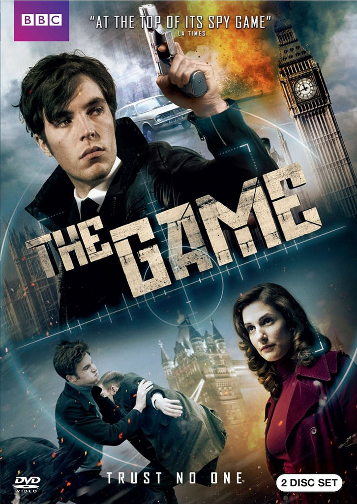 The Game -2015 BBC DVD Series -New