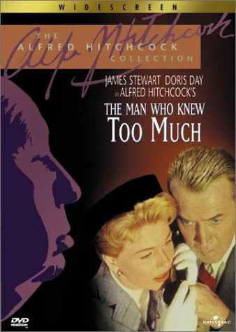 Man Who Knew Too Much , The (Widescreen)Alfred Hitchcock Classic DVD