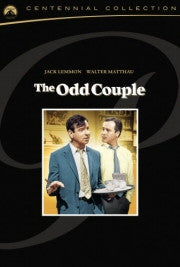 Odd Couple ,The (The Centennial Collection) (Bilingual) Dvd New Sealed