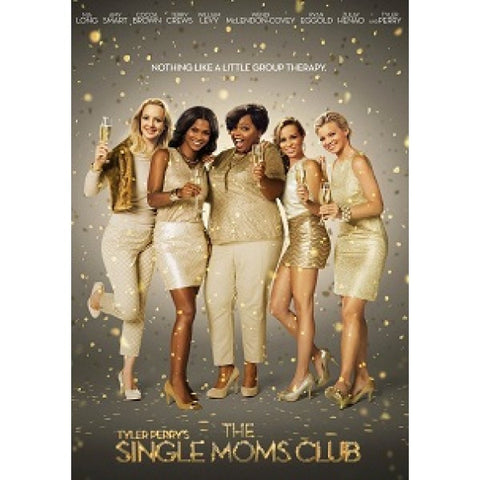 Tyler Perry's Single Mom's Club - DVD New Sealed