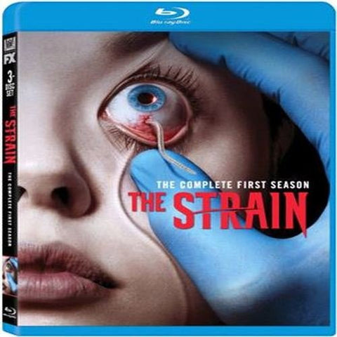 The Strain: Season 1 [Blu-ray] Mint used ( open never played )