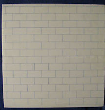 Pink Floyd The Wall- 1979 - 2lps Classic Rock (clearance vinyl) name marked over entire cover /w marks