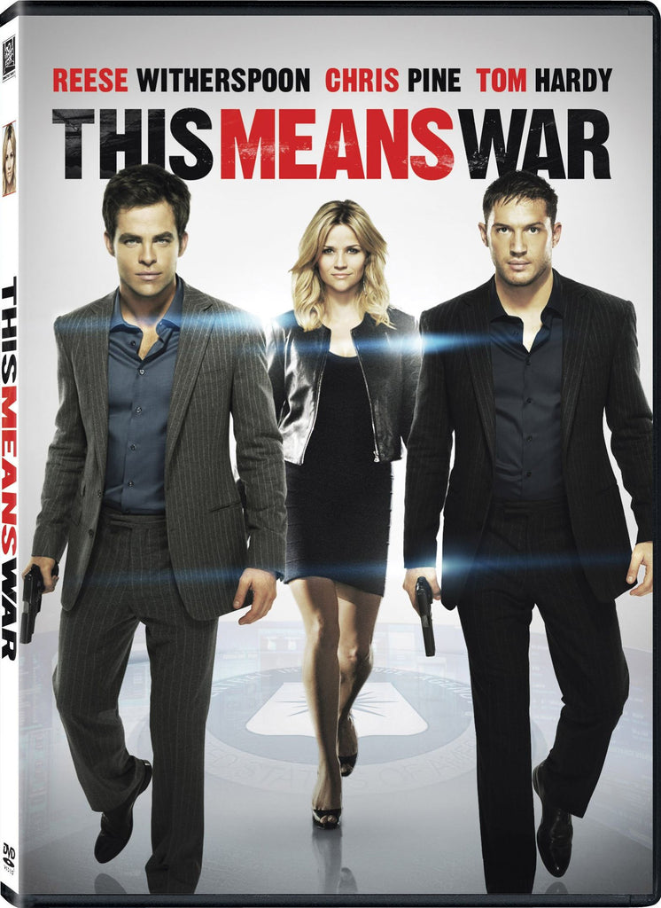 This Means War DVD - Reese Witherspoon