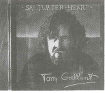 Cptn Tom Gallant - Saltwater Heart -. Country/Folk/Jazz  (music Cd)