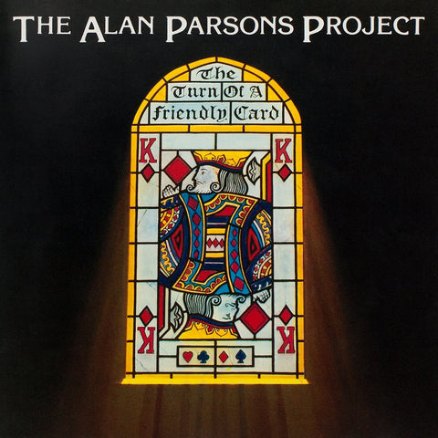 Alan Parsons Project - The Turn Of A Friendly Card -1980  Synth-pop, Symphonic Rock ( clearance) Overstocked