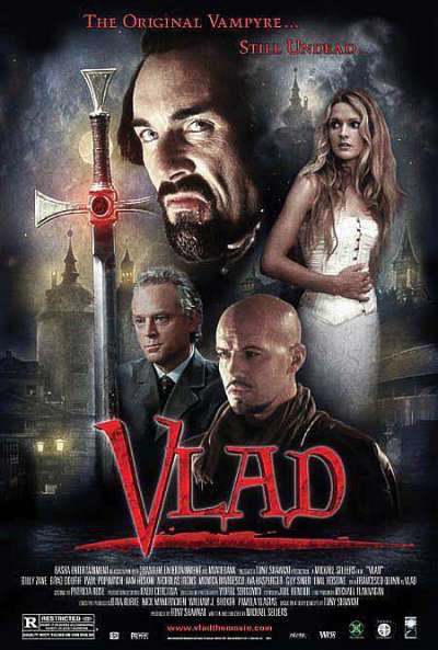 Vlad ( Billy Zane) Horror DVD
