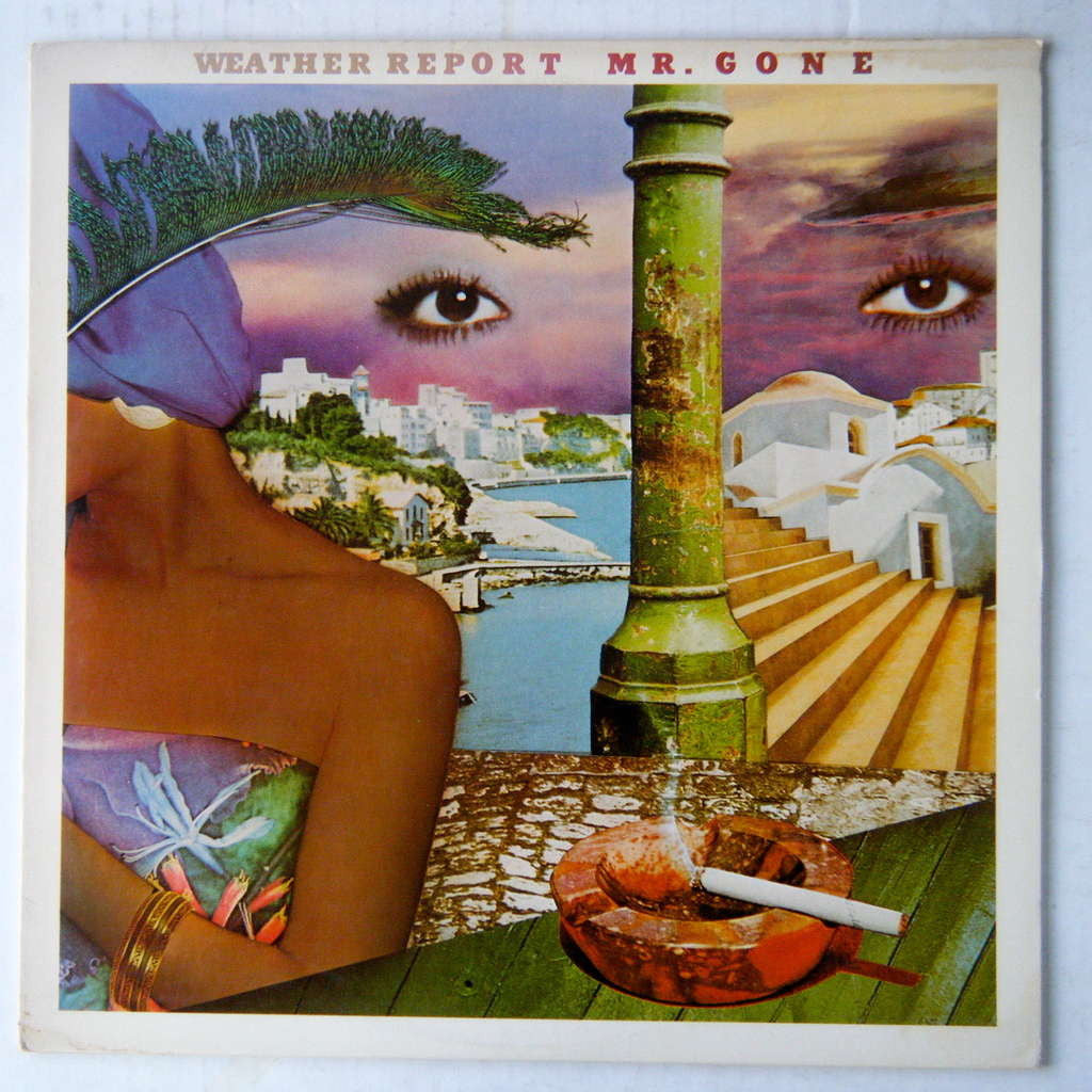 Weather Report Mr. Gone ( Clearance Vinyl )
