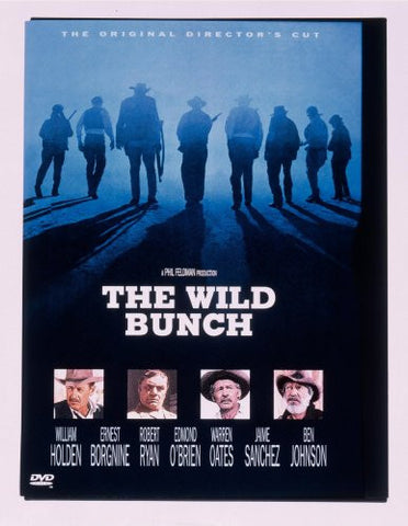 The Wild Bunch - The Original Director's Cut DVD