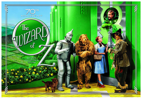 Wizard of Oz - Limited Edition DVD Box Set - 70th Anniversary Edition