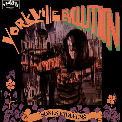 Yorkville Evolution  - 1967 Mono - Ronnie Hawkins, Ugly Ducklings + (Very Rare Vinyl)