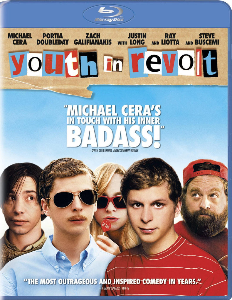 Youth In Revolt  [Blu-ray] ( Mint Used )