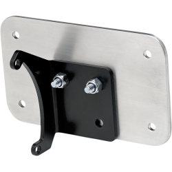Primary Mount License Plate Bracket