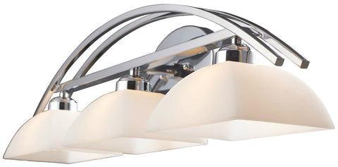ELK Lighting 10032/3 3-Light Arches Bathroom Light