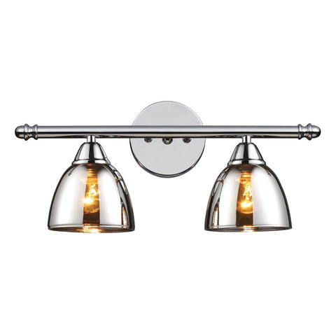 ELK Lighting 10071/2 Reflections Bar Bathroom Light