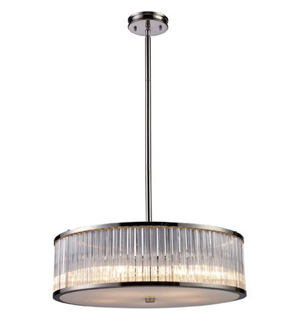 ELK Lighting 10129/5 5-Light Braxton Large Pendant