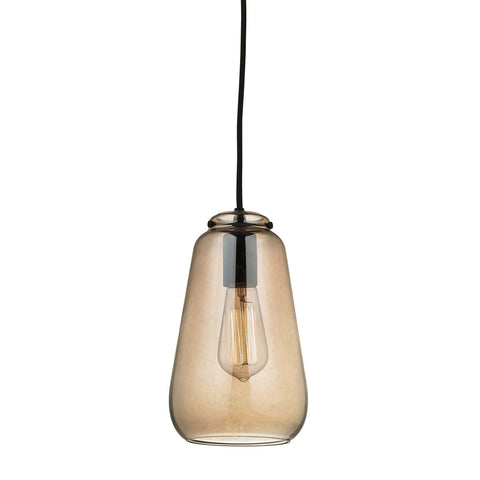 ELK Lighting 10433/1 Orbital 1-Light Pendant, Oil Rubbed Bronze
