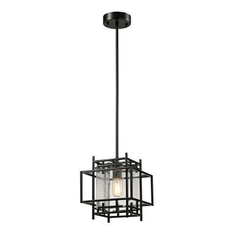 ELK Lighting 14201/1 Intersections 1-Light Pendant