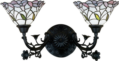 Meyda Tiffany 27391 2-Light Wall Sconce