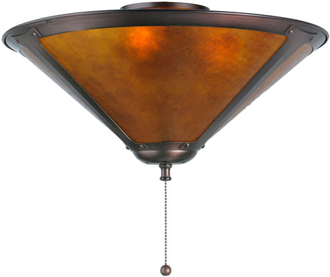 Meyda Tiffany 27434 3-Light Semi Flush Ceiling Light