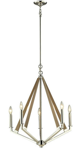 ELK Lighting 31475/5 Madera 5-Light Chandelier
