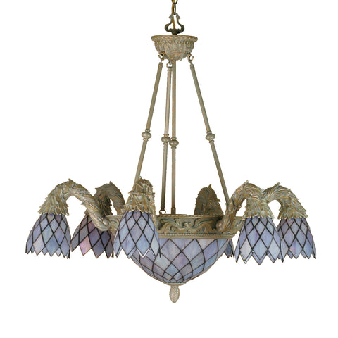 Meyda Tiffany 52044 9-Light Chandelier