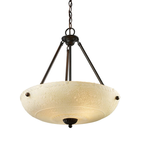 ELK Lighting 66322-4 4-Light Restoration Large Pendant