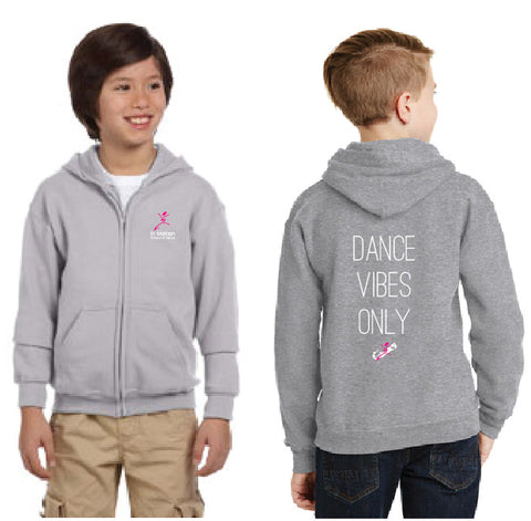 Child Zip Sweatshirts